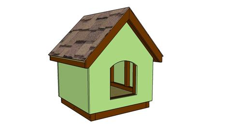 double dog house blueprints double dog house plans myoutdoorplans free woodworking plans and projects diy