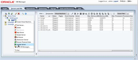 tutorial oracle vm virtualbox manager upgrading oracle vm server to version 3 3 4 oracle