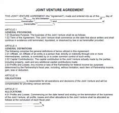 Joint Check Agreement Template