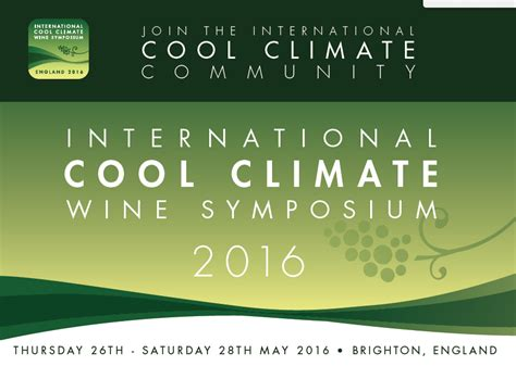 Sonoma State Wine Mba by International Cool Climate Wine Symposium School Of