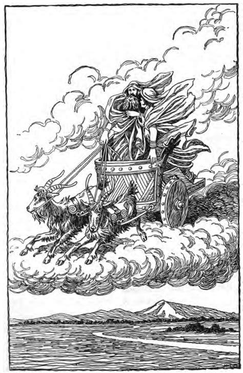 Chariot A 1893 by Tanngrisnir Et Tanngnj 243 Str