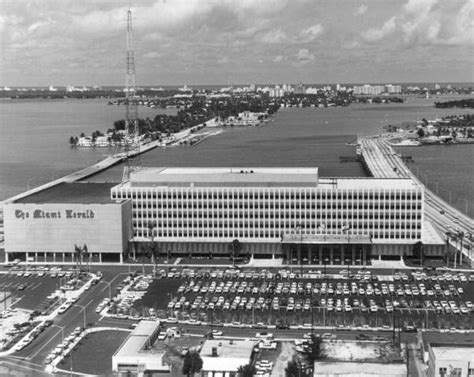 Miami Florida Court Records Florida Memory Miami Herald Office Building Miami Florida