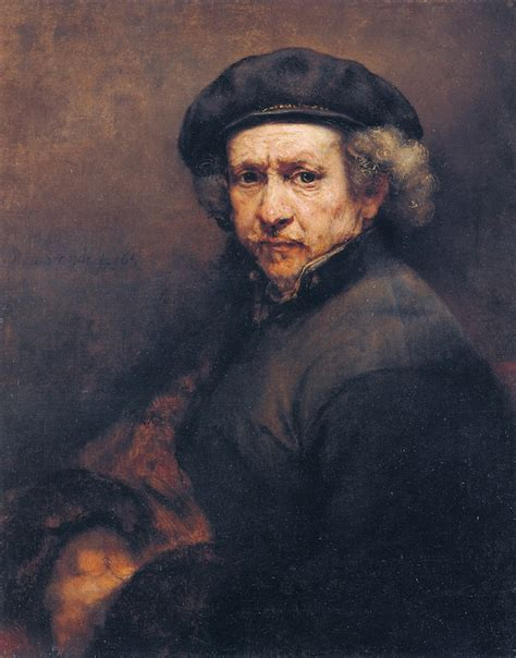 Rembrandt Essay by Before The Selfie The Self Portrait