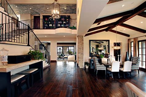 perfect white wall wood floor color combination       wall color
