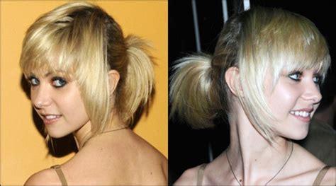 taylor momsen hair cuts gossip girl taylor momsen