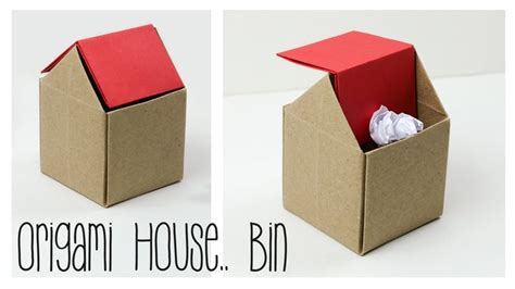 Origami Storage Box - best 25 trash bins ideas on trash can