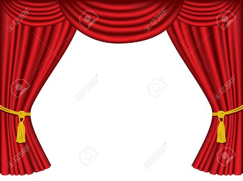 art curtains drapes clipart clipground