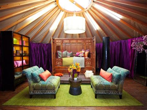 love yurts hgtv hgtv s design star challenge decorate ancient yurts