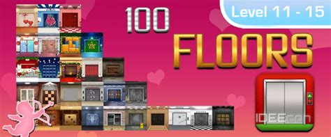 100 floors level 11 valentines 100 floors l 246 sung valentines special level 11 12 13 14