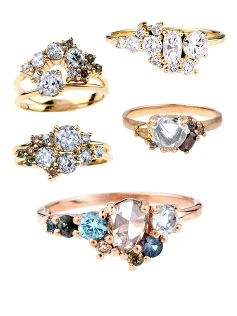 colored engagement rings multi colored engagement rings engagement ring usa