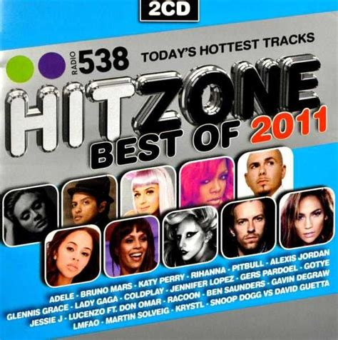 best in 2011 hitzone best of 2011 2 cd dubman home entertainment
