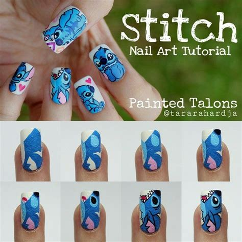tutorial nail art stitch 17 best images about beauty on pinterest beauty tips