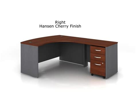 C Shaped Desk Bush Series C Modern L Shaped Corner Office Desk