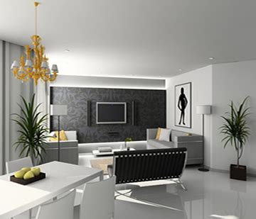 Modern Wallpaper Living Room by We Just Living Room Decorating And Interior Design