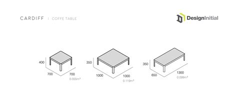 Dining Table Leg Placement by Cardiff Design Initial
