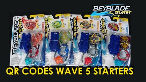 Hasbro Qr Codes Wave 5 Starters Update Jun20th Enjoy