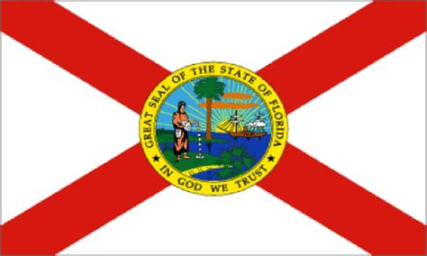 Florida The 27th State by Florida 27th State March 3 1 845 Usa Flags