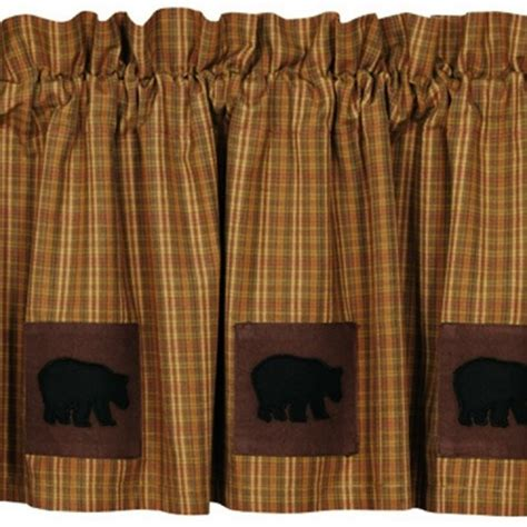 rustic lodge curtains 17 best rustic window treatments images on pinterest