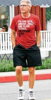 who s the geekiest harrison ford responds to t shirt