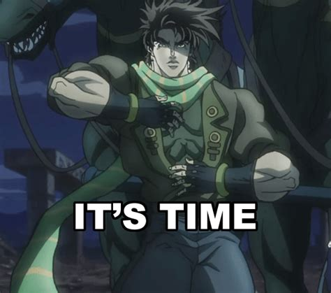 Jojo S Bizarre Adventure Meme - image 512645 jojo s bizarre adventure know your meme