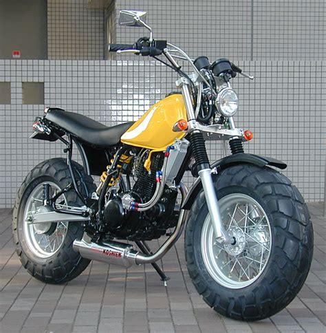 Motorrad Yamaha Tw200 by Yamaha Tw200 Custom Motorcycles Scooters In 2018