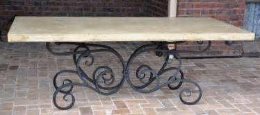 Cheap Kitchen Island Tables new product wrought iron dining table farmweld