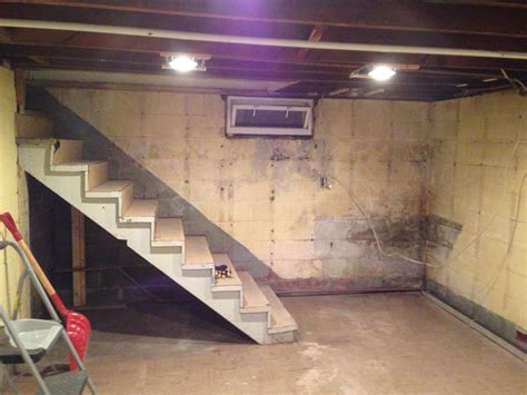 gutted basement how to finish a basement handy