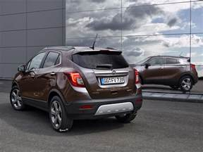 Opel Moca Thumbs Up For This 2016 Opel Mokka Facelift Rendering