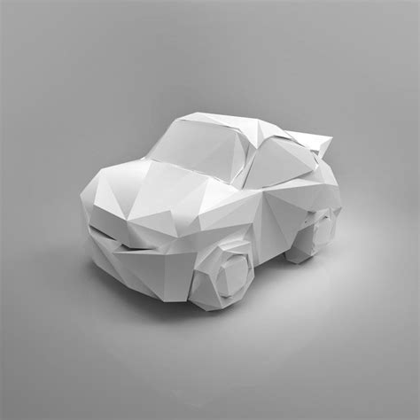 3d Origami Car - 17 best images about a class apart origami on