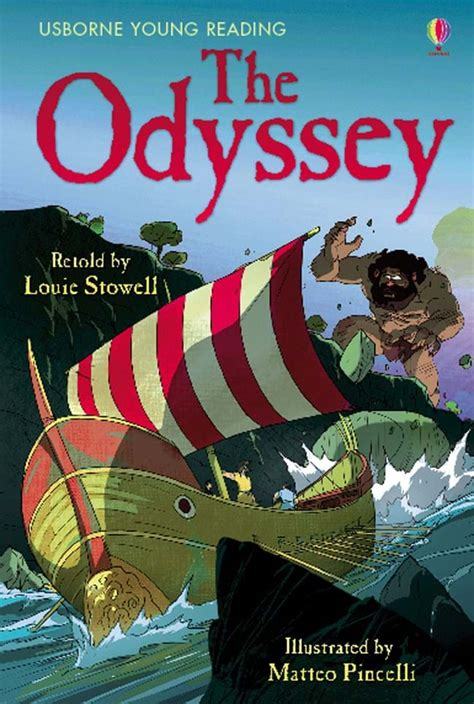 the odyssey picture book the odyssey at usborne children s books