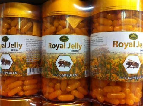 Narural Royal Jelly nature s king royal jelly 1000mg 365 soft capsules 100