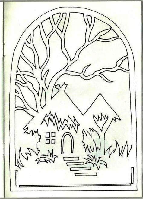 weihnachtsdeko wohnung ideen 5732 29 besten herbstfenster bilder auf kirigami