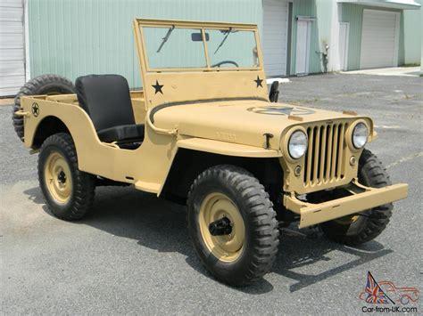 Jeep Cj6 Jeep Willys Cj 2a Army Like Cj5 Cj6 Cj7 Cj8 Wrangler