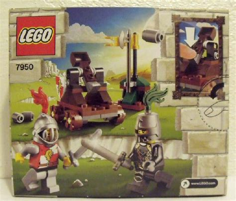 Lego Castle 7950 Knights Showdown review 7950 s showdown lego historic themes eurobricks forums