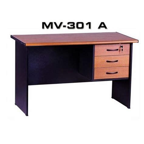 Meja Belajar Merek Olympic jual meja kantor utama vip mv 301 a 120cm murah harga