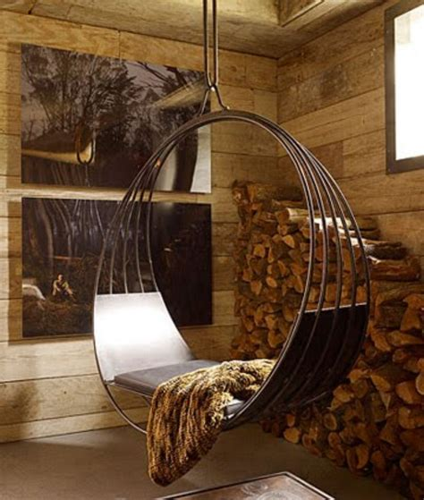 wooden swing chair indoor 24 exles of indoor swings turn your home into a