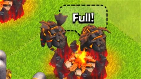 Create A Wall Sticker clash of clans twerking lava hounds omfg d quot funny