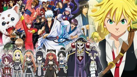 anime  mendapat rating tertinggi  winter