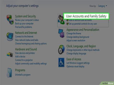 reset windows password jak korzystac jak resetovat heslo na windows 7 wikihow
