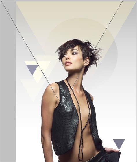 tutorial menggambar topeng tutorial memadukan gambar fashion dengan bentuk kustom