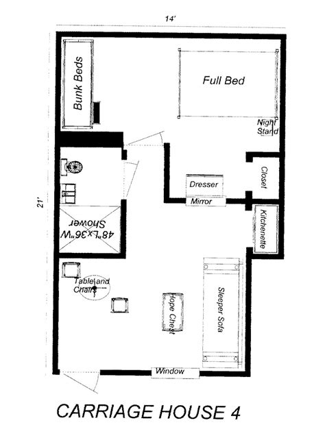 small carriage house floor plans carriage house floor plans over 5000 house plans