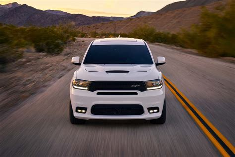 Is the 2018 Dodge Durango SRT actually faster than the