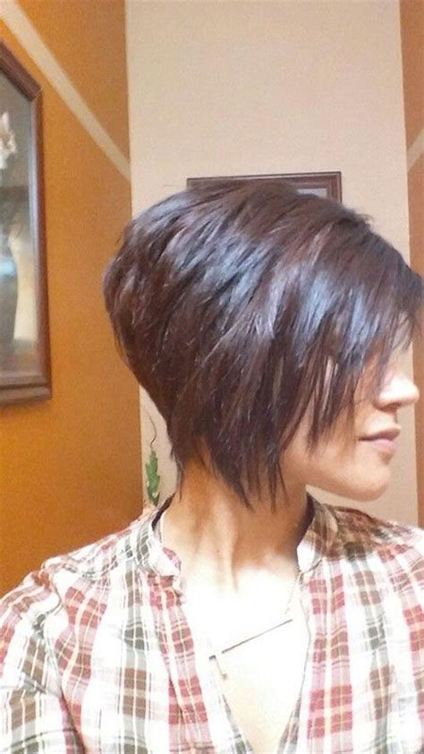 hairstyles for growing stacked bob out growing out a stacked bob short hairstyle 2013