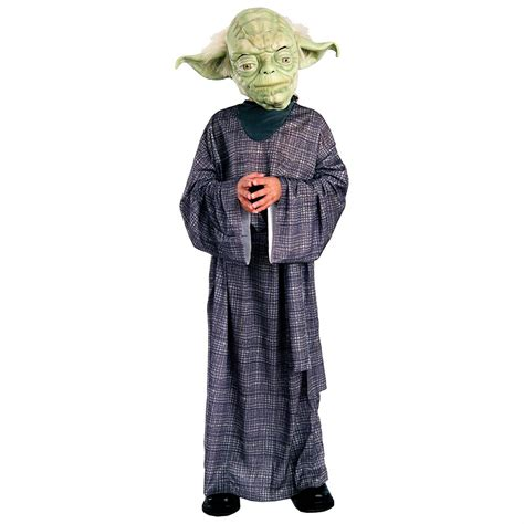 yoda costume morris costumes wars child s yoda costume 193636 costumes at sportsman s guide