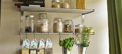 Shelf Save by 7 Smart Ways To Save A Ton Of Space In Your Small Kitchen