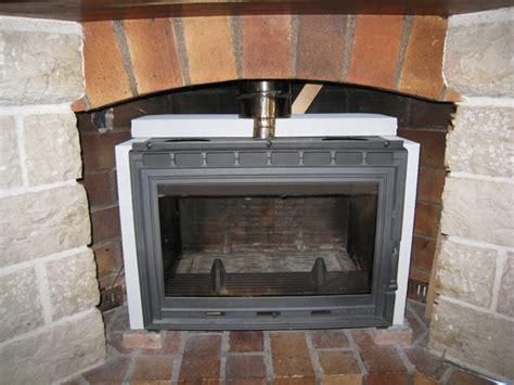 comment demonter une cheminee avec insert insert chemin 233 e comment installer