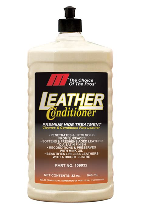 Conditioner For Leather by Leather Conditioner