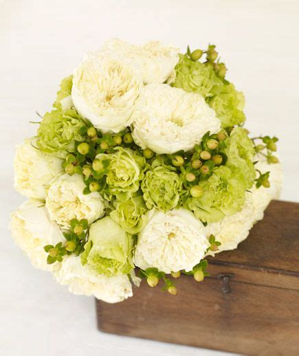 Flowers Used In Wedding Bouquets by 1000 Images About Green Flowers On