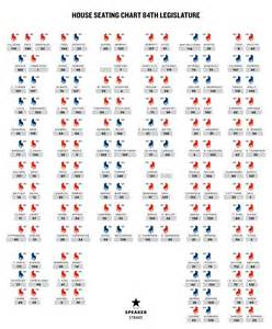 Name Your Us Representative 2017 Seating Charts The Tribune