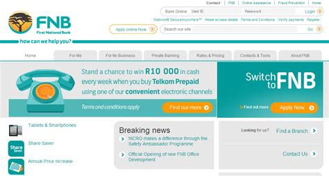 fnb bank number fnb ranked top for banking once again